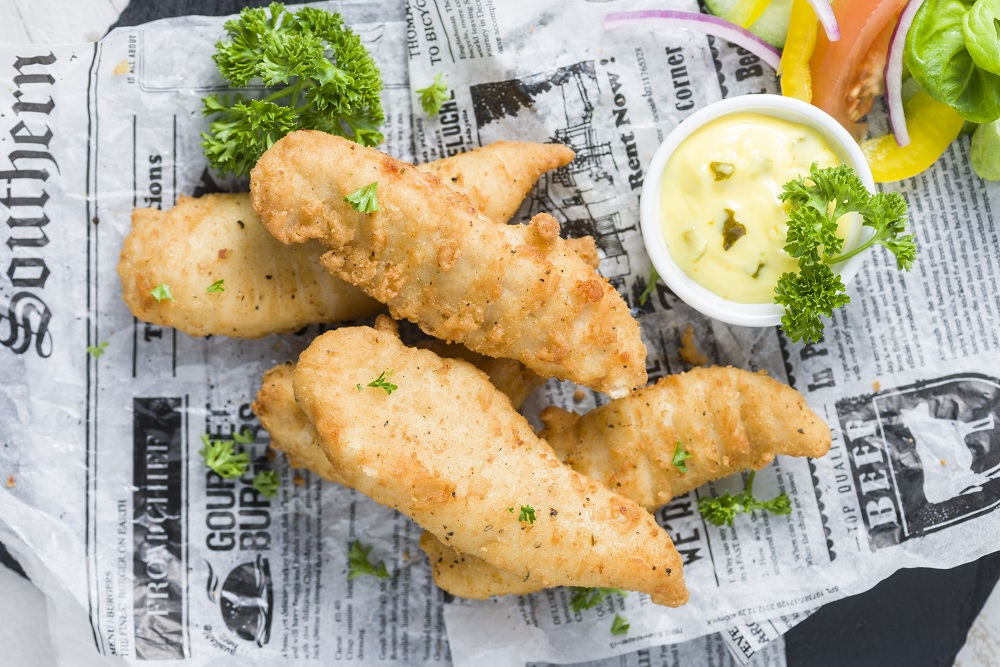 Southern Style Chicken Tenders