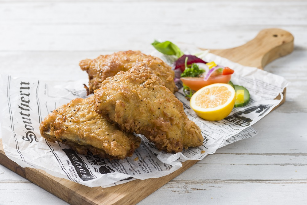 Southern Style Fried Chicken Thigh